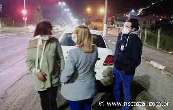 Com previsão de frio intenso abordagem social será intensifica em Lages e São Joaquim - NSC Total