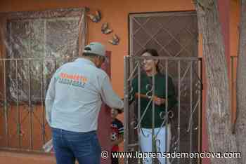 """""""Vamos a darle rumbo a Sabinas"""": Remberto – La Prensa de Monclova - La Prensa De Monclova"""