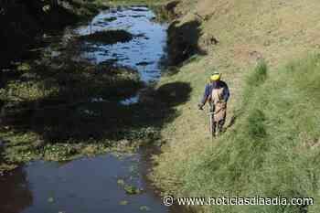 Intervención al Río Subachoque sobre Madrid, Cundinamarca - Noticias Día a Día