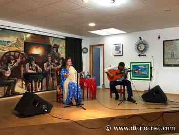Filo de los Patios y José de Pura llenan la Peña Flamenca de San Roque - diarioarea.com