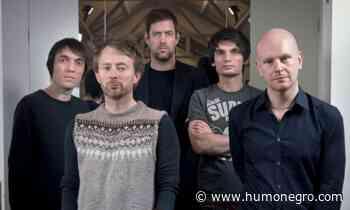 "Streaming de ""Live At The Santa Barbara Bowl"" de Radiohead - HumoNegro"