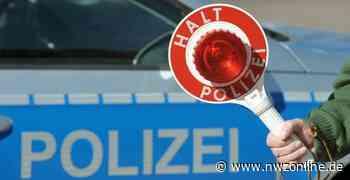 Polizei: Unfreiwilliges Ausweichmanöver endet an Leitplanke - Nordwest-Zeitung
