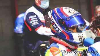 Rodrigo Seabra em 'grande' na segunda prova do Campeonato Europeu De Karting Iame Euro Series - Porto Canal