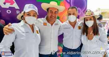 Zacapu ya decidió, va a votar cuatro veces PRD, afirmó Luis Felipe León Balbanera - El Diario Visión