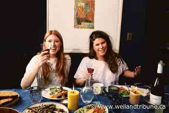 Eating Niagara: Beamsville chef co-authors cookbook for parents to cling to with both hands - WellandTribune.ca