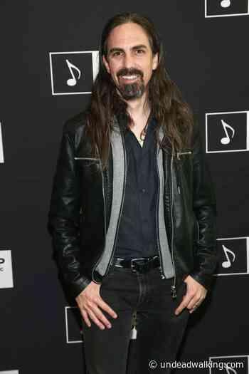 The Walking Dead composer Bear McCreary receives award - Undead Walking