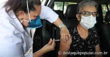 Quatis realiza drive-thru de vacinação para o grupo de comorbidades - Destaque Popular