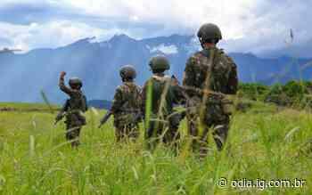 Exército realiza exercício simulado em Quatis - Jornal O Dia