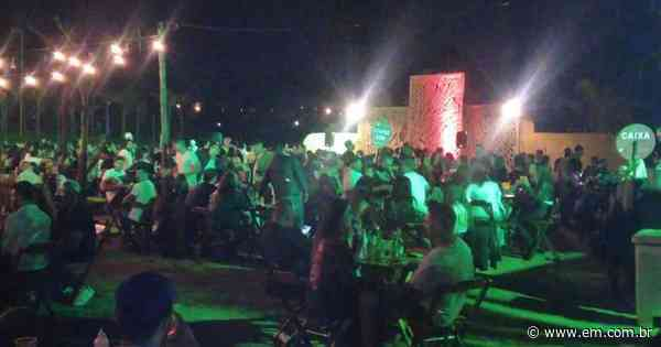 Nova Lima: festas com até 600 pessoas são encerradas após denuncia - Estado de Minas