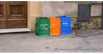 Raccolta rifiuti, Longiano si prepara al porta a porta - Corriere Cesenate