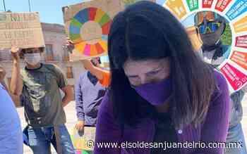 Mary Ibarra casada con medio ambiente - El Sol de San Juan del Río