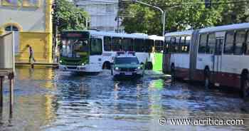 Rio Negro está a 8 centímetros da maior cheia da história | Manaus - A Crítica
