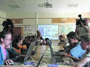 Mantes-la-Ville: le numérique débarque dans les écoles - Le Parisien