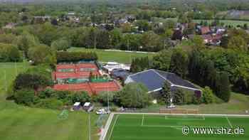 Rellingen: Anlage wird saniert: Tennisclub Egenbüttel soll Flutlicht bekommen | shz.de - shz.de
