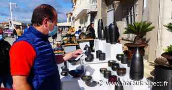 Marseillan - Marseillan accueille son 5ème Marché de Potiers. - HERAULT direct