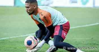 Manaus anuncia saída de goleiro Rafael Pitanga | Esportes - A Crítica