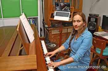 Aus Gefrees-Streitau: Klavierunterricht per Notebook - Frankenpost - Frankenpost