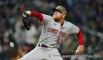 Sean Doolittle expects 'wave of emotion' upon return to Nationals Park
