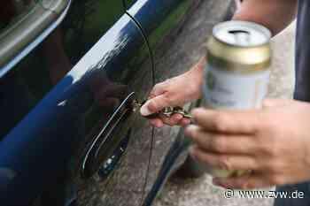 Backnang / B14 bei Sulzbach: Wegen Drogen und Alkohol am Steuer aus dem Verkehr gezogen - Blaulicht - Zeitungsverlag Waiblingen