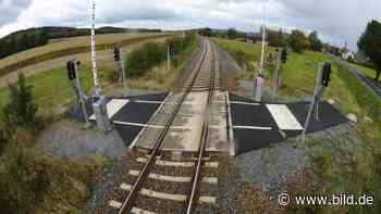 Kamenz : Gaga-Bahnübergang soll neu geplant werden   Regional - BILD