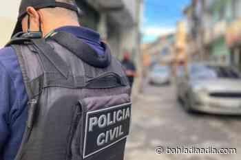 Teixeira de Freitas: polícia prende suspeito de homicídio cometido em 2019 - BAHIA DIA A DIA