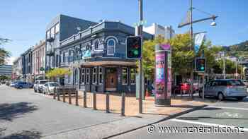 Wellington businesses 'bloody offended' by Courtenay Place taxi stand trial - New Zealand Herald