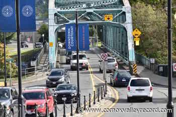 Courtenay rolls out 5th Street Bridge traffic webcams - Comox Valley Record