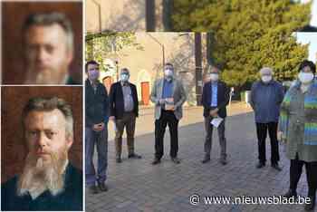 """Gezocht: 7.000 euro voor aankoop en restauratie verloren gewaand schilderij Valentin Henneman: """"Dit werk verdient een plaats in ons gemeentehuis"""""""