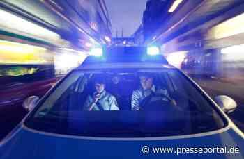 POL-ME: Unter Alkoholeinfluss Verkehrsunfall verursacht und geflüchtet - Hilden - 2105093 - Presseportal.de