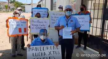 Piura: alcalde y sociedad civil de Máncora exigen vacunas contra la COVID-19 - LaRepública.pe