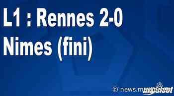 L1 : Rennes 2-0 Nimes (fini) - Barça