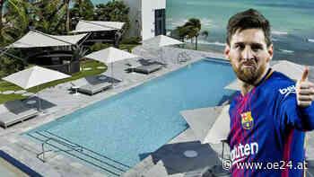Lionel Messi kauft sich Luxus-Wohnung – in Miami! - oe24