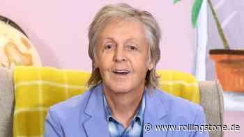 Paul McCartney: einwandfreie Sicht durch Augen-Yoga Paul McCartney schwört auf Augen-Yoga für gute Sehstärke - Rolling Stone