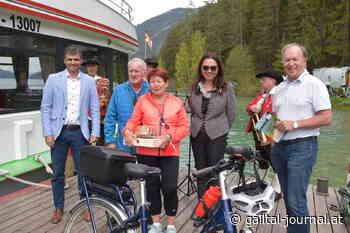 Kärntner Radl Opening am Weissensee - Gailtal Journal