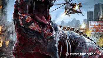 Lachen, gieren, brullen om met ebola besmette T-Rex in trailer 'Ebola Rex' - FilmTotaal