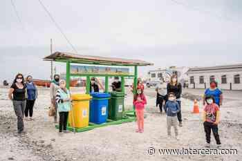 Cuidemos Tarapacá: reciclaje y cultura ecológica en el norte de Chile - La Tercera
