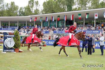 Max Kühner gewinnt mit Shanghai Swans in Madrid! - EQWO - Equestrian Worldwide