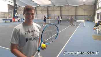 Joigny : à 16 ans, Tom va ramasser les balles des stars de Roland-Garros - France Bleu