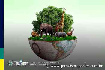SP Itapecerica da Serra: Dia Internacional da Biodiversidade foi comemorado dia 22 - Jornal SP Repórter News