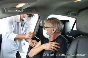 Itapecerica da Serra inicia vacinação para pessoas com comorbidade e deficiência permanente a partir de 45 anos - Portal O Taboanense
