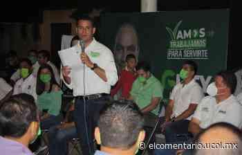 Propone Romero Coello becas escolares para los hijos de policías, bomberos y de PC - El Comentario