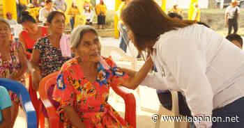 Comunidades de Coatzintla, reafirman su voto para Ely Montiel, candidata del PRD - La Opinión