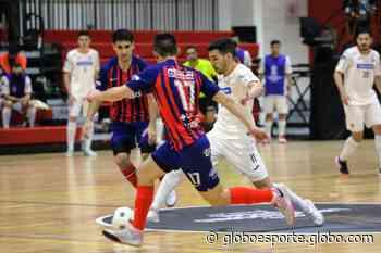 Carlos Barbosa para no San Lorenzo e fica com o vice da Libertadores de Futsal - globoesporte.com