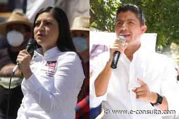 Clau Rivera ofrece mejorar La Ciénega y Lalo Rivera pide voto parejo 2021 - e-consulta