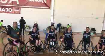 Nogales, Sonora es sede del estatal de basquetbol en silla de ruedas - Proyecto Puente