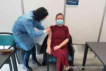 Helft Wachtebeekse bevolking gevaccineerd (Wachtebeke) - Het Nieuwsblad