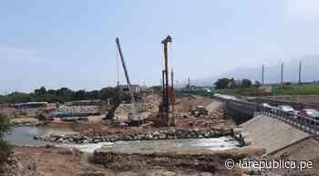 La Libertad: nueva infraestructura de puente Virú es más resistente - LaRepública.pe