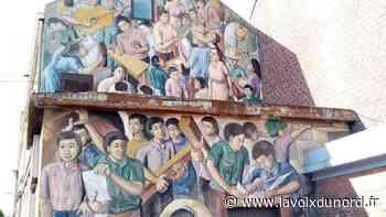 Avec sa vingtaine d'œuvres, Seclin aussi est une ville de street art - La Voix du Nord