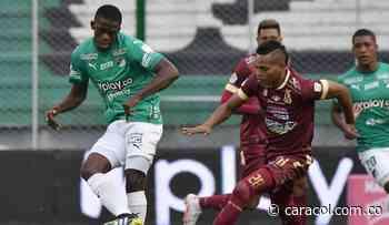 Liga colombiana podría retornar en junio - Caracol Radio