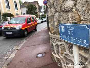Chatou: la foudre s'abat sur une maison - Le Parisien